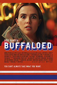 Buffaloed movie poster