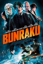 Bunraku movie poster