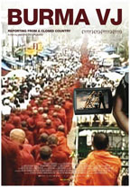 Burma VJ movie poster