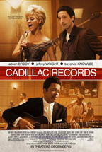 Cadillac Records movie poster