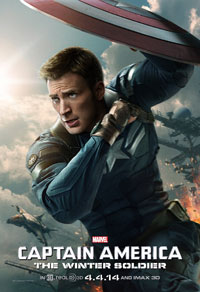 Captain America: The Winter Soldier preview