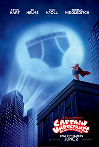 Captain Underpants: The First Epic Movie preview
