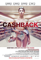 Cashback movie poster