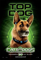 Cats & Dogs: The Revenge of Kitty Galore preview