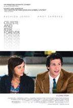 Celeste & Jesse Forever movie poster