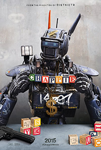 Chappie preview