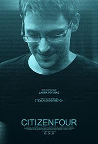 Citizenfour movie poster