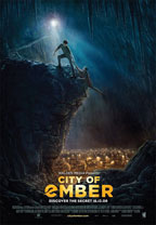 City of Ember movie poster