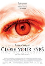 Close Your Eyes movie poster
