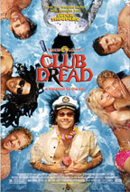 Club Dread movie poster