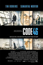 Code 46 movie poster