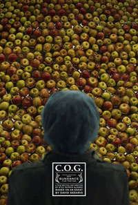 C.O.G. movie poster