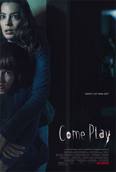 Come Play movie poster