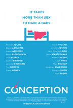 Conception movie poster