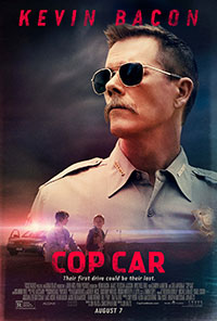 Cop Car movie poster