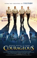 Courageous preview