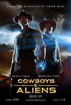 Cowboys & Aliens preview