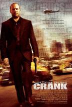 Crank movie poster