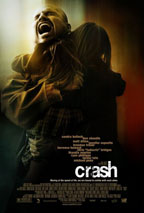 Crash movie poster