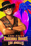 Crocodile Dundee in Los Angeles movie poster