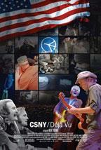 CSNY: Déjà Vu movie poster