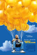 Danny Deckchair movie poster