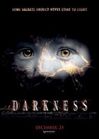 Darkness movie poster