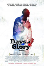 Days of Glory (Indigènes) movie poster