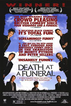 Death at a Funeral movie poster