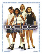 D.E.B.S. movie poster
