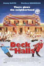 Deck the Halls movie poster