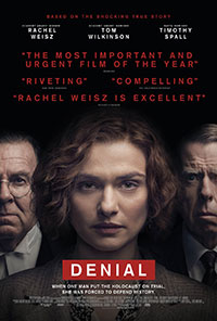 Denial movie poster