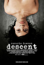 Descent movie poster