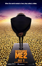 Despicable Me 2 preview