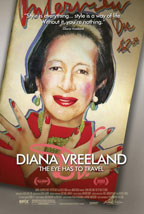 Diana Vreeland: The Eye Has to Travel preview