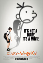 Diary of a Wimpy Kid preview