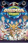Digimon: The Movie movie poster
