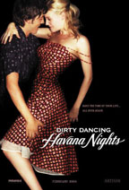 Dirty Dancing: Havana Nights movie poster
