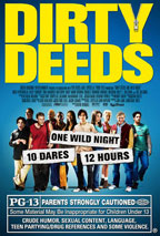 Dirty Deeds movie poster