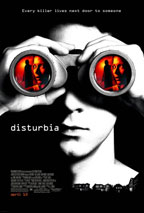Disturbia movie poster
