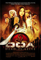 DOA: Dead or Alive movie poster