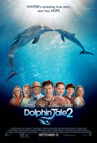 Dolphin Tale 2 preview
