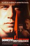 Domestic Disturbance movie poster