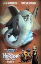Dr. Seuss' Horton Hears a Who preview