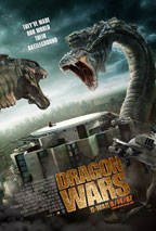 Dragon Wars (D-War) movie poster