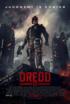 Dredd preview