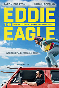 Eddie the Eagle preview