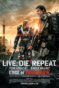 Edge of Tomorrow preview