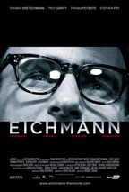 Eichmann movie poster