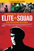 Elite Squad movie poster